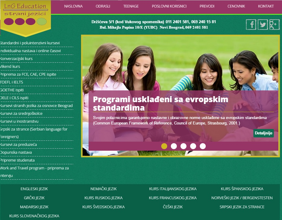 LnG Education