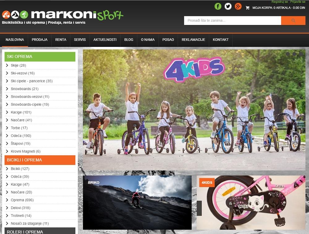 Markoni sport
