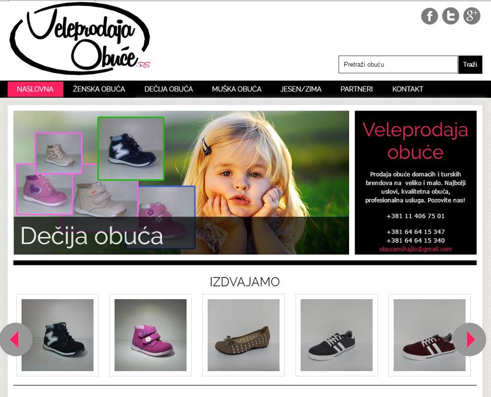 Veleprodaja obuće